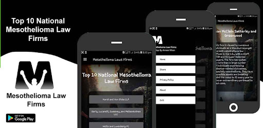 Mesothelioma Law Firms - التطبيقات على Google Play