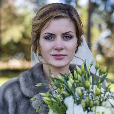 Wedding photographer Lyudmila Kulibaba (1988). Photo of 16.11.2015