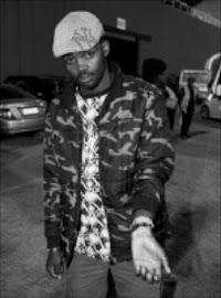 ASSAULTED: DJ Cleo shows his wounds after he was beaten up at Mmabatho Stadium. © Bochabela Photography.
