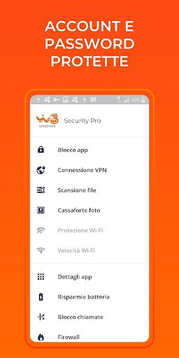 WINDTRE Security Pro screenshot 4