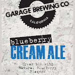 Garage Blueberry Cream Ale