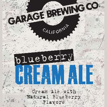 Logo of Garage Blueberry Cream Ale