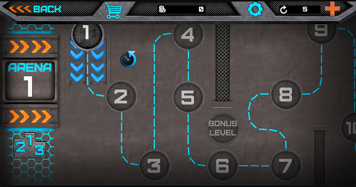 玩免費賽車遊戲APP|下載3D特技极端赛车方程式 app不用錢|硬是要APP