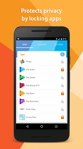 Quick App Lock Pro - protects your privacy screenshot 4