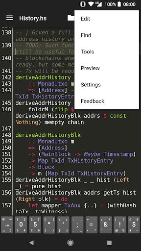 Quoda Code Editor 2.0.0.7 Screenshots 2