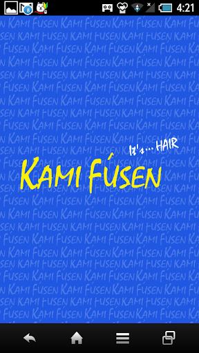 KAMIFU-SEN I'ts-HAIR