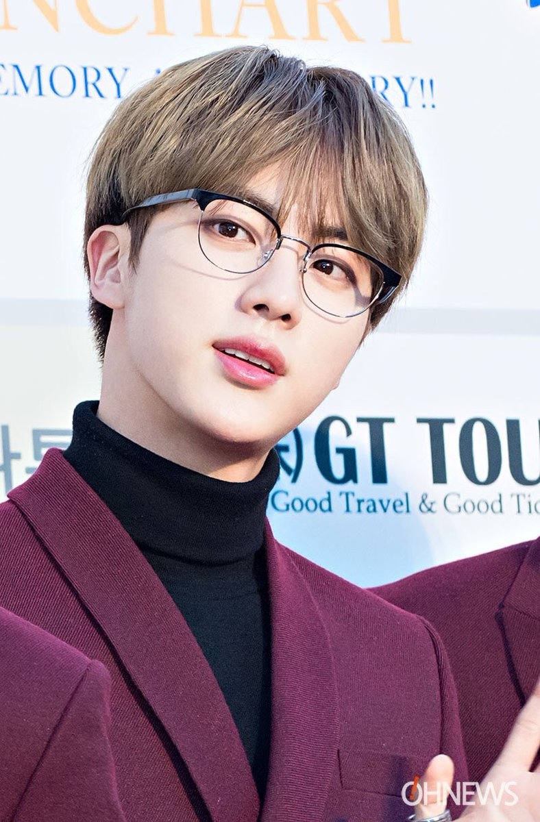 5f511a835f BTS Fans Have Found Another One Of Jin's Quirky Habits - Koreaboo