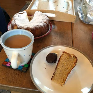 Gluten Free Lemon and Ricotta Protein Cake – by Lucy @ Free- From