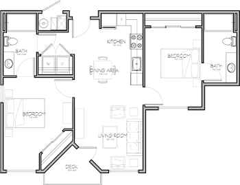 Go to Millcreek Floorplan page.