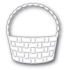 Memory Box Die - Woven Basket