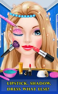 Doll Makeover Princess Salon- screenshot thumbnail