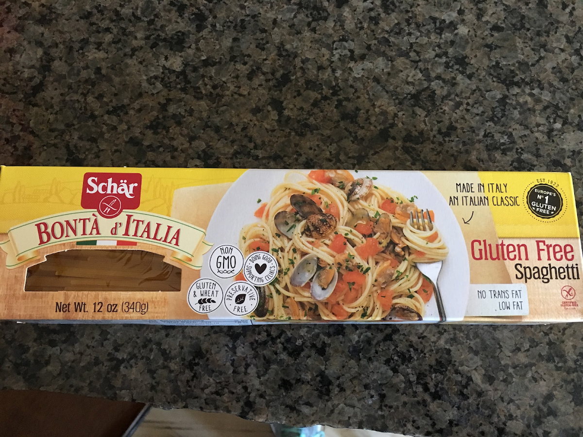 Authentic Italian Pasta, Spaghetti