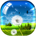 Flying Dandelion LWP icon