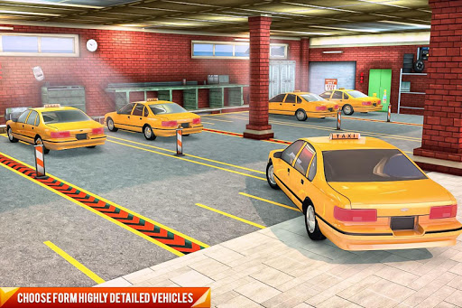 Drive Mountain City Taxi Car: Hill Taxi Car Games 1.1.4 Cheat screenshots 9