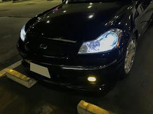 フーガ  350XVのライトのカスタム事例画像 りょーさんの2019年01月24日03:29の投稿