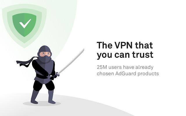 AdGuard VPN — Privacy & Security
