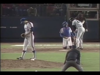 1986 World Series, Game 6: Red Sox at Mets