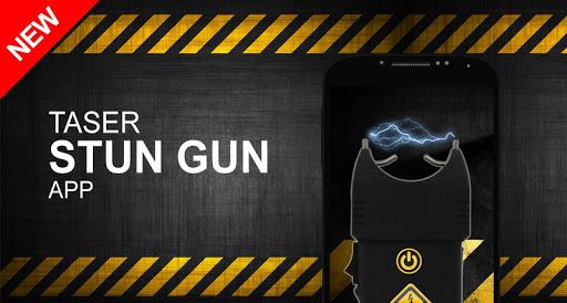 Taser Stun Gun prank