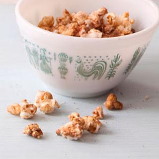 Chili-Garlic Popcorn Recipe