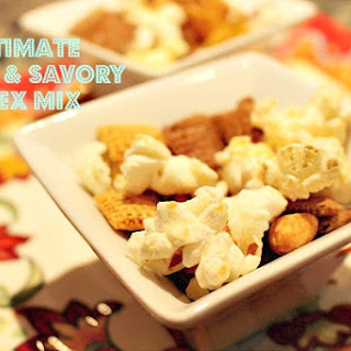 Ultimate Sweet & Savory Chex Mix