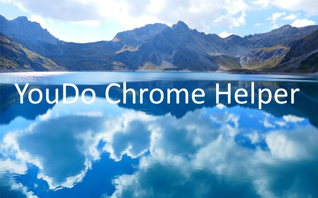 YouDo Chrome Helper