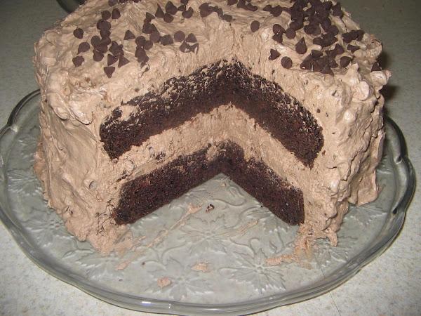 Extraordinary Chocolate Brownie Cake Recipe