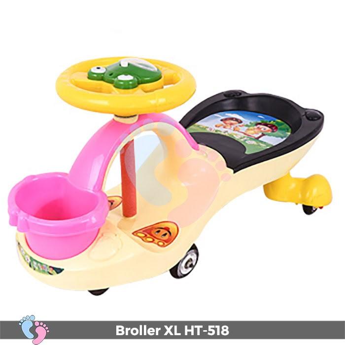 Xe lắc tay cho bé Broller XL HT-518 1