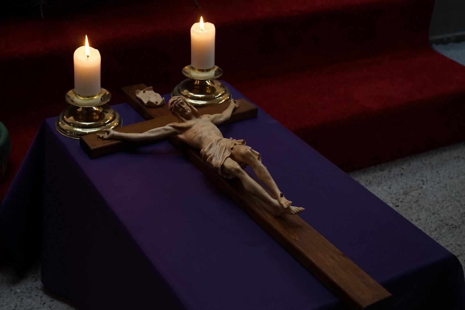Krzyży Święty nade wszystko