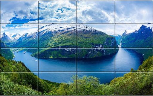 Tile Puzzle Nature apkpoly screenshots 5