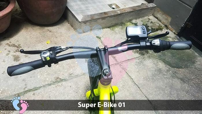 Xe đạp điện địa hình Super E-Bike 01 4