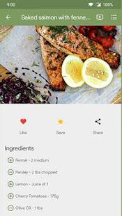 Recipes Home - Free Recipes and Shopping List for PC-Windows 7,8,10 and Mac apk screenshot 5
