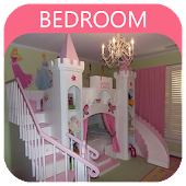 castle theme bedroom - princess