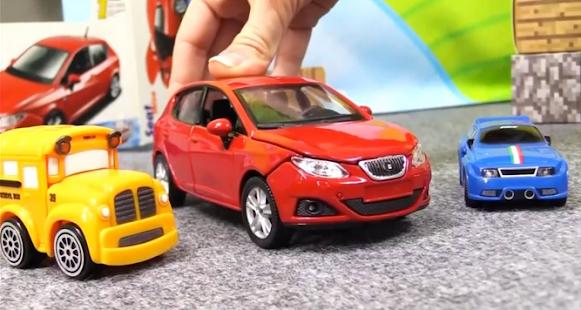 toy cars for kids videos screenshot thumbnail