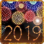 App New Year Fireworks 2019 APK for Windows Phone