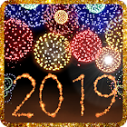 New Year Fireworks 2019 icon