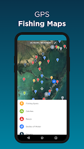 FishAngler – Fishing Maps, Forecast & Logbook App 3