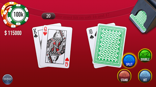 Blackjack 1.0.131 screenshots 12