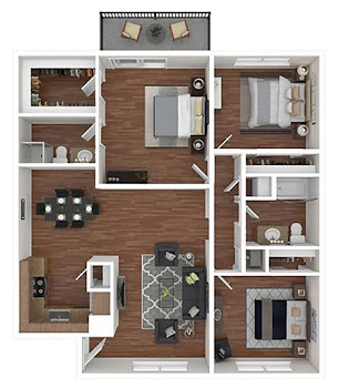 Go to C1 Floorplan page.