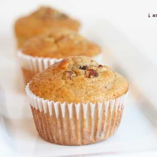 Banana Nut Muffins Foster