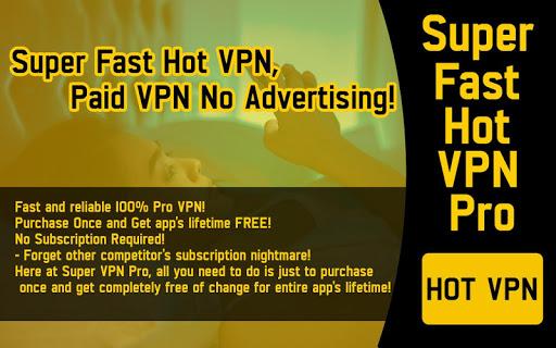 PC u7528 Super Fast Hot VPN Pro Vpn Proxy Master HubVPN 1