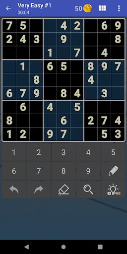 Sudoku Free - Classic Brain Puzzle Game screenshot 8