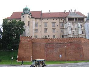 Photo: die Wawelburg