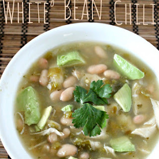 Skinny White Bean Chili