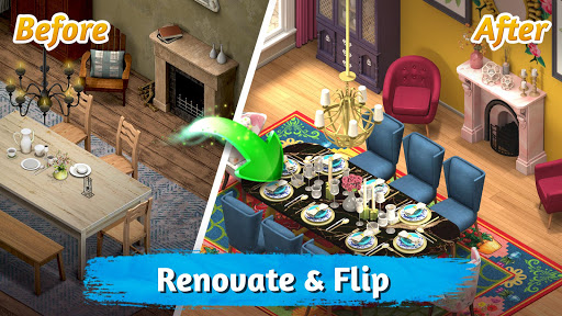 Room Flip : Design ud83cudfe0 Dress Up ud83dudc57 Decorate ud83cudf80 1.2.4 screenshots 9