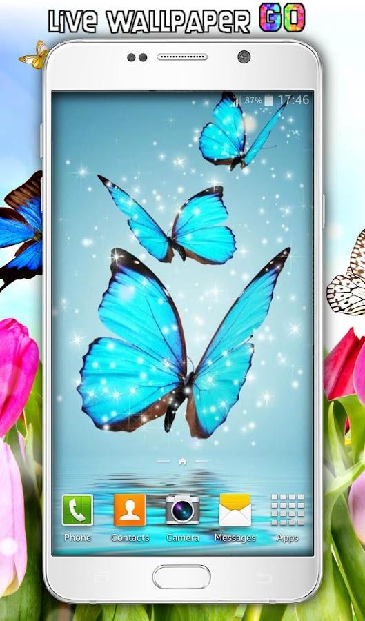 Super Farfalla Sfondi Animati - App Android su Google Play LV26