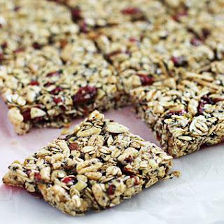 Superfood Energy Granola Bars