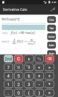 Derivative Calculator SMW - náhled