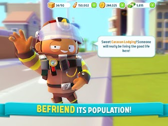 City Mania: Town Building Game APK screenshot thumbnail 16