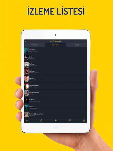TINQ | Film ve Dizi tavsiyeleriyle sosyal ağ! screenshot 10