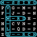 Missing Vowels Word Search Icon